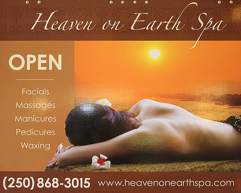 Heaven On Earth Spa