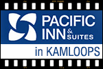 Pacific Inn and Suites in Kamloops
