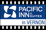 Pacific Inn and Suites hotel in Vernon
