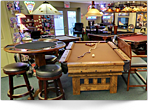 Pool Tables and Games Room Furniture
