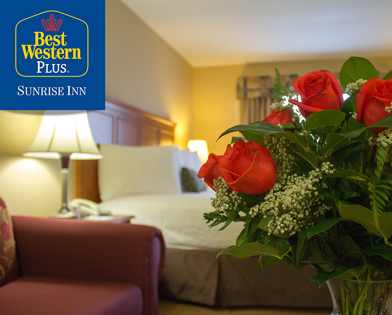 BEST WESTERN PLUS Sunrise Inn in Osoyoos