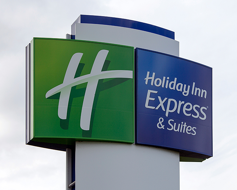 Holiday Inn Express Hotel & Suites in Vernon