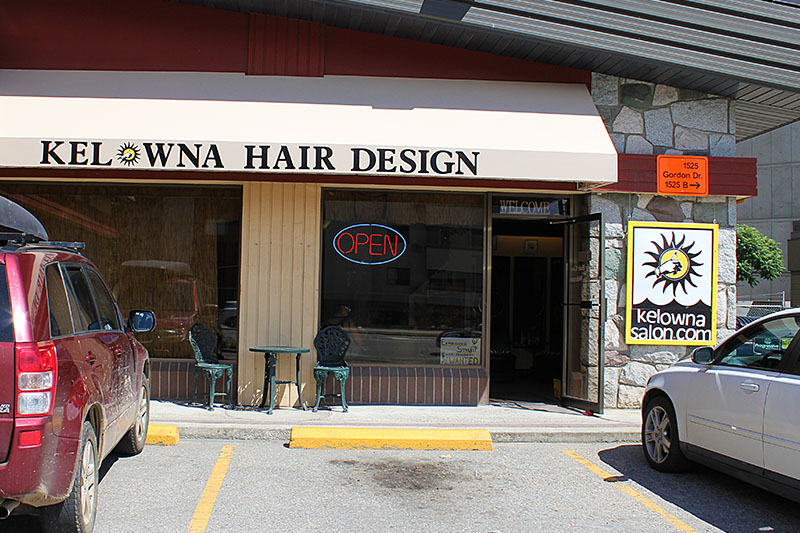 Kelowna Hair Design
